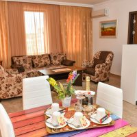 OLYMP APARTCOMPLEX LUXURIOUS TWO-BEDROOM APARTMENT SEA VIEW